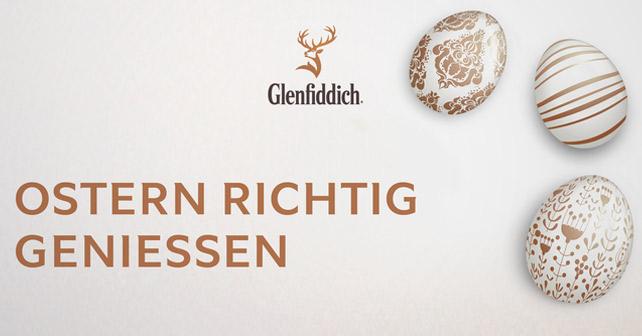 Glendiddich Ostern richtig genießen