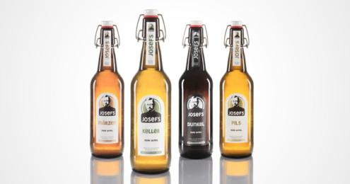 Produkte der JOSEFS-Brauerei