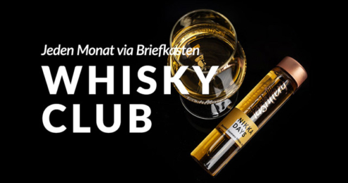 Tastillery Whisky Club Teaser