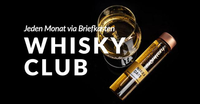 Tastillery Whisky Club Teaser