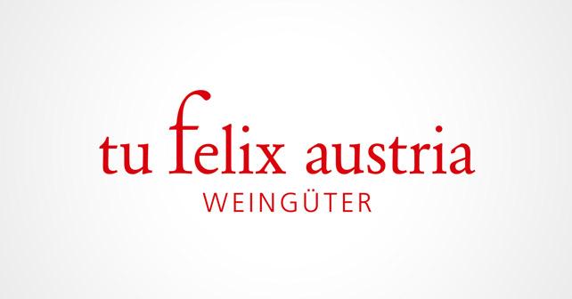 Logo der tu felix Austria Weingüter
