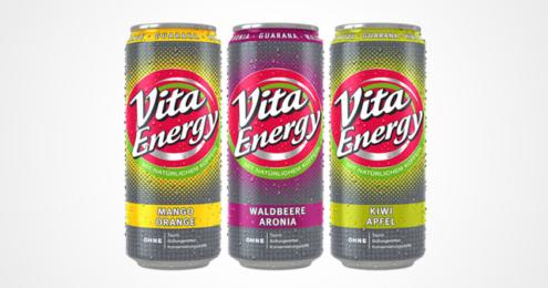 Die neuen Sorten von VITA ENERGY