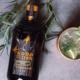 WOOD STORK Spiced Rum Flasche und Drink