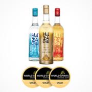 Tequila Huizache Flaschen