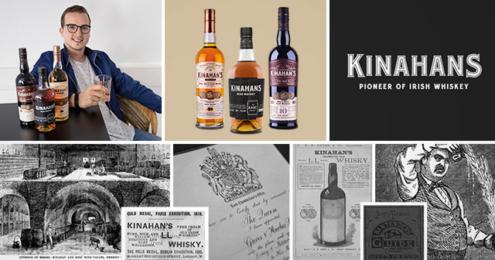 Kinahan's Irish Whiskey Teaser