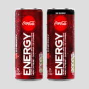 Coca-Cola Energy Dosen
