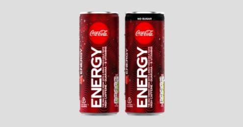 Coca-Cola Energy Dosen