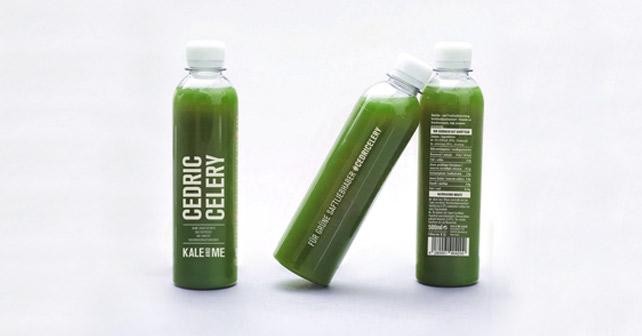 Alles im grünen Bereich - Kale&Me bringt Sellerie Kur auf den Markt   about