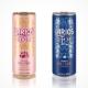 Larios rose und Larios 12 Dose