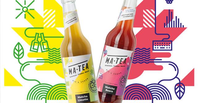 MA-TEA Limette und Beere