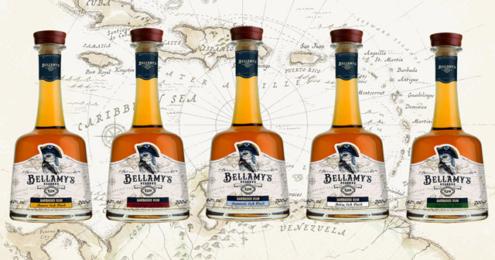 Perola Bellamys Flaschen