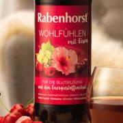 Rabenhorst Wohlfühlen Flasche