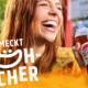 Schwip-Schwap schmeckt fröhlicher Kampagne