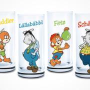 SilberBrunnen Gläser