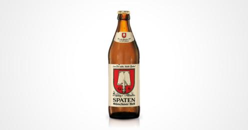 Spaten München Hell Flasche