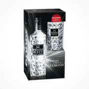 Three Sixty Vodka Premium Glas Geschenkbox