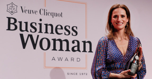 Veuve Cliequot Business Woman Award