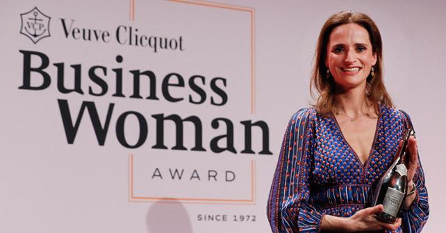 Veuve Cliequot Business Woman Award