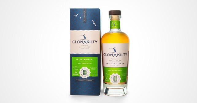 Clonakilty Whiskey Bordeaux Cask