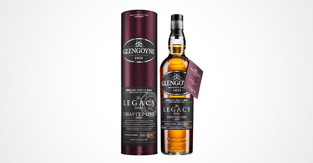 Glengoyne Legacy Chapter One Flasche