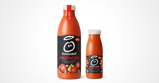 innocent Gazpacho Flaschen