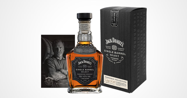 JACK DANIEL'S Single Barrel Jeff Arnett Select 2018