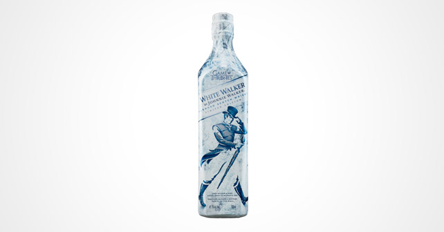 Johnnie Walker White Walker Flasche