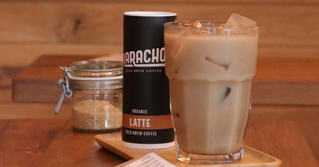 karacho Cold brew kaffee latte