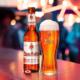 Koenig Rotbier auf der Bar