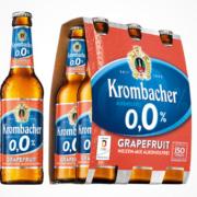 Krombacher o,0% Grapefruit Weizen-Mix