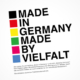Made in Germany – Made by Vielfalt Logo