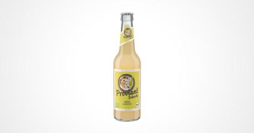 Proviant Apfelschorle Flasche