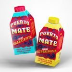 puerto mate cold brew Eistee