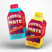 puerto mate cold brew Eistee
