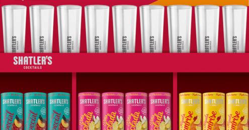 shatlers cocktails promotion gläser