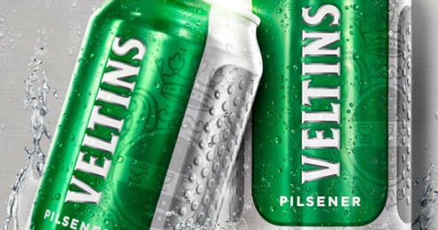 Veltins 330 ml Designdose