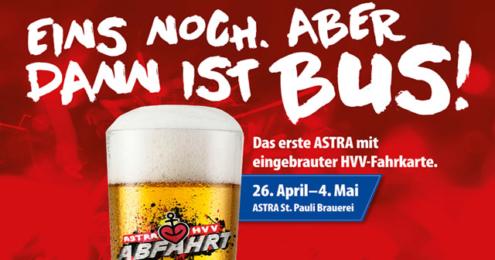 Astra HHV Kampagne