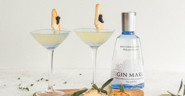 Gin Mare Pan Tumaca
