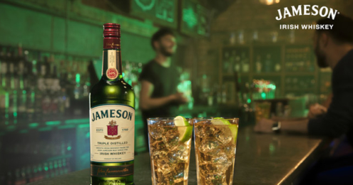 Jameson Irish Whiskey Tv-Spot Screenshot