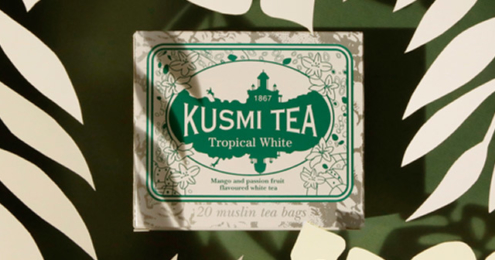 Kusmi Tea Tropical White
