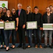 Nachwuchspreis der deutschen Winzergenossenschaften Sieger