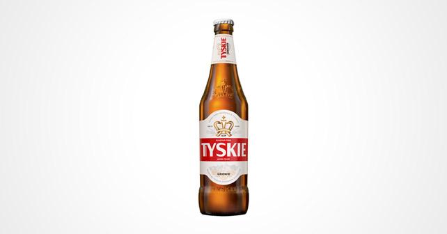 TYSKIE Bier