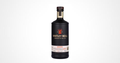 Whitley Neill Flasche 2019 Design