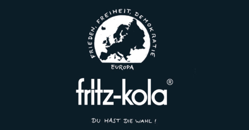 fritz kola europawahl Etikett