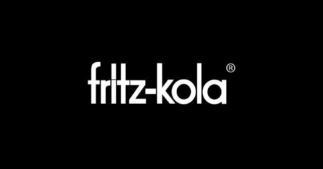 fritz kola schwarz logo
