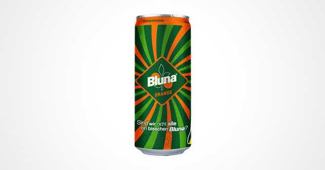 Bluna Orange Dose