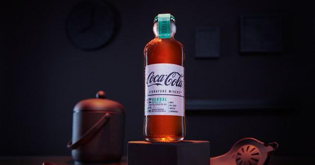 Coca-Cola Signature Mixers