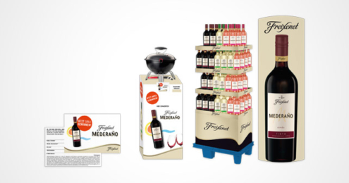 Freixenet Mederano Promotion Grill