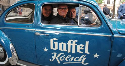 Gaffel Koelsch 111 Jahre