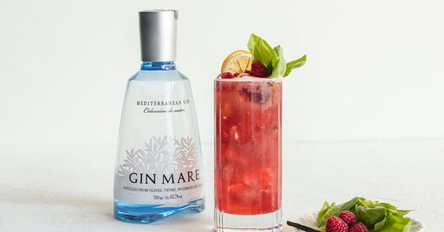 Cocktail Mit Gin Mare